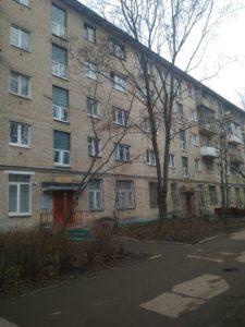 Продаётся 1 ком. кв. в Ивантеевке